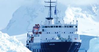 Focus sur l'Ortélius, simple brise-glace reconverti en navire de croisière
