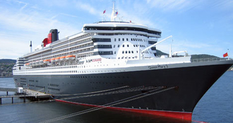 Rénovation du Queen Mary 2 : les étapes du chantier en vidéo