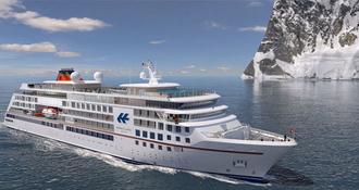 2 nouveaux navires d'expédition pour Hapag-Lloyd Cruises en 2019