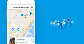 Google Trips : une application idéale pour planifier ses escales