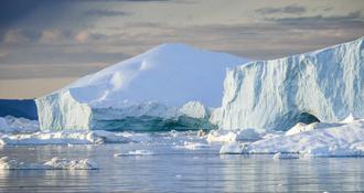 Le Groenland a le plus grand parc national au monde (nord-est)