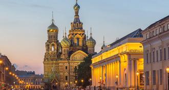 Escales croisière en Russie : de Moscou à Saint-Pétersbourg