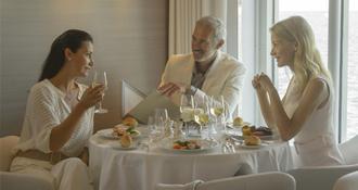 Restaurant en croisière : les bonnes (et mauvaises) pratiques