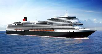 Cunard Line agrandit sa flotte avec un nouveau navire pour 2022