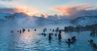 Le Lagon bleu d'Islande : bon pour le moral… et la santé
