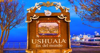 Ushuaïa : le bout du monde et aussi le début de tout