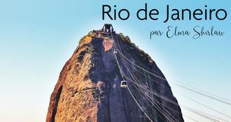 Rio de Janeiro dans les yeux d'une brésilienne, Elma