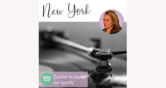 New York et le jazz : la playlist de Sophie Lemmonier Wallez