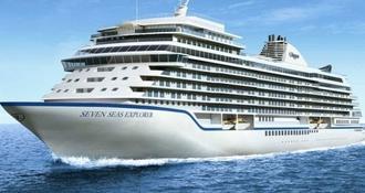 Amateurs de luxe, ce bateau de croisière est fait pour vous !
