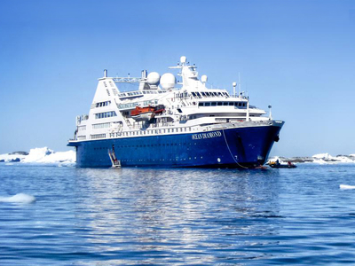 Ocean Diamond (Iceland Pro Cruises)