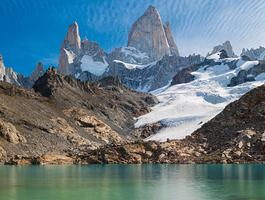 Argentine, lagune de Los Tres