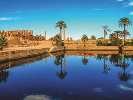 Temple de Karnak - Louxor