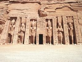 Temple of Nefertari - Abu Simbel