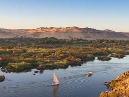 Navigation sur le Nil