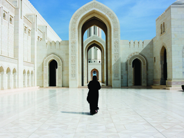 Mosquée du sultan Qabus ibn Saïd, Mascate - Oman