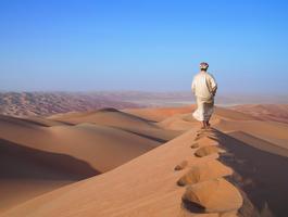 Désert du Rub al-Khali, Dubaï - Emirats arabes unis