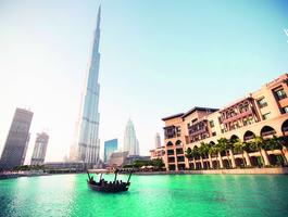 Croisière Emirats
