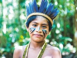 Indien d'Amazonie
