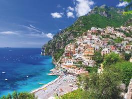 Amalfi, Italie