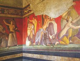 Villa dei Misteri, Pompeii