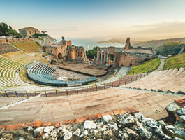 Théatre Grec, Taormina