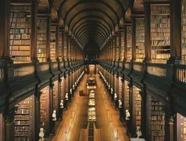 Bibliotheque de Trinity College