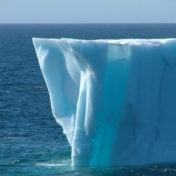 Iceberg tabulaire, @Grands Espaces