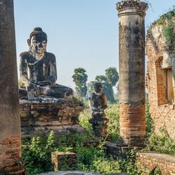 Photos croisière Birmanie 2018