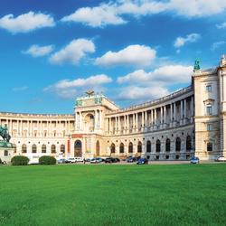 Vienne - La Hofburg