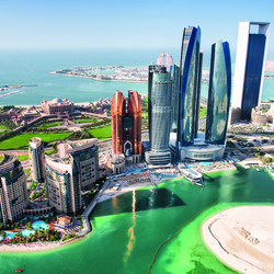 Abou Dabi - Emirats arabes unis