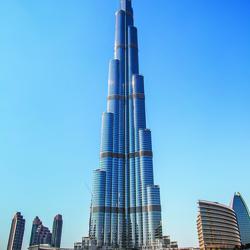 Tour Burj Khalifa, Dubaï - Emirats arabes unis