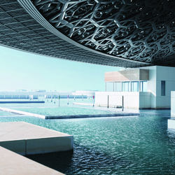 Louvre Abou Dabi - Emirats arabes unis