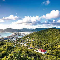 Philipsburg, Saint Martin, Antilles