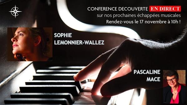 Conférence Découverte n° 13 : Échappées musicales