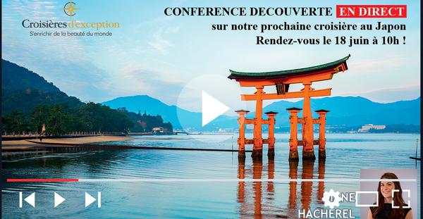 Conférence Découverte Japon