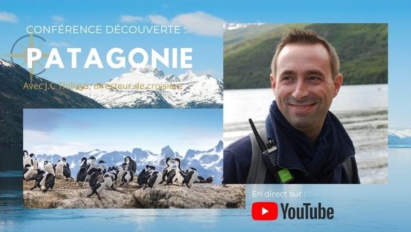 Conférence Découverte Patagonie
