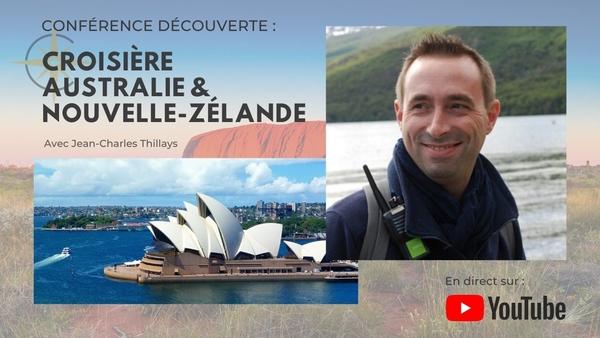 Conférence Découverte : Australie & Nouvelle-Zélande
