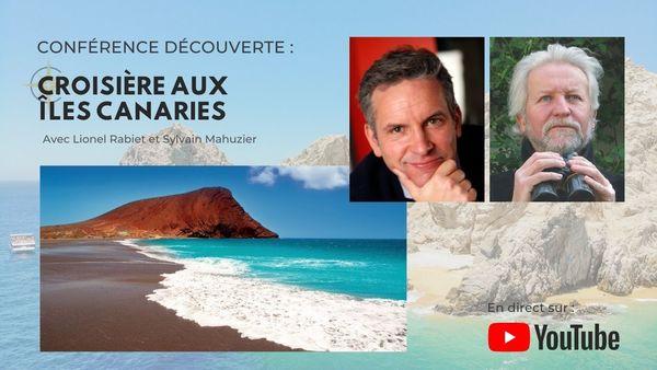 Conférence Découverte Canaries
