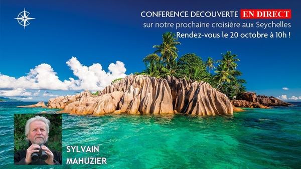 Conférence Découverte n° 11 : Seychelles