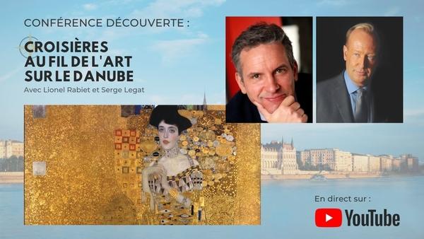 Conférence Découverte : croisière au fil de l'Art sur le Danube