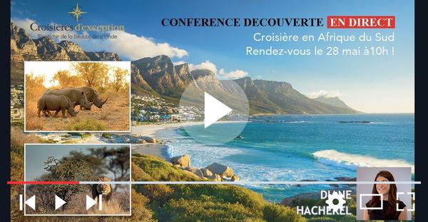 Conférence Découverte Afrique du Sud