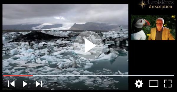Conférence Découverte Islande