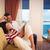 Des cabines confortables