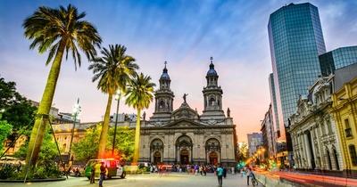 Santiago du Chili, la capitale chilienne
