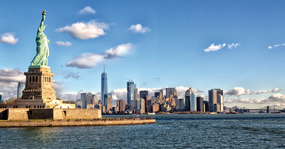 Première et dernière escale : New York