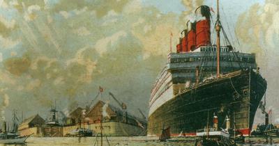 Cunard : compagnie transatlantique et voyages dans le monde