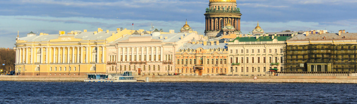 Découvrez sa majesté Saint-Petersbourg, escale reine de Russie