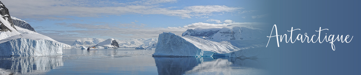 Un récit de voyage en Antarctique par Lionel Rabiet