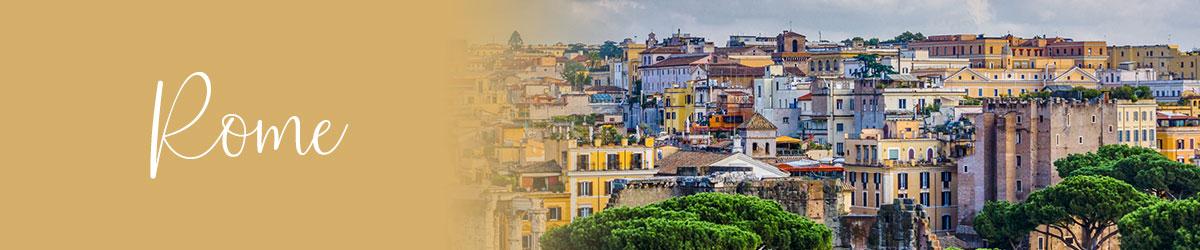 Rome : que visiter lors d'un séjour sous le signe de l'Art ?