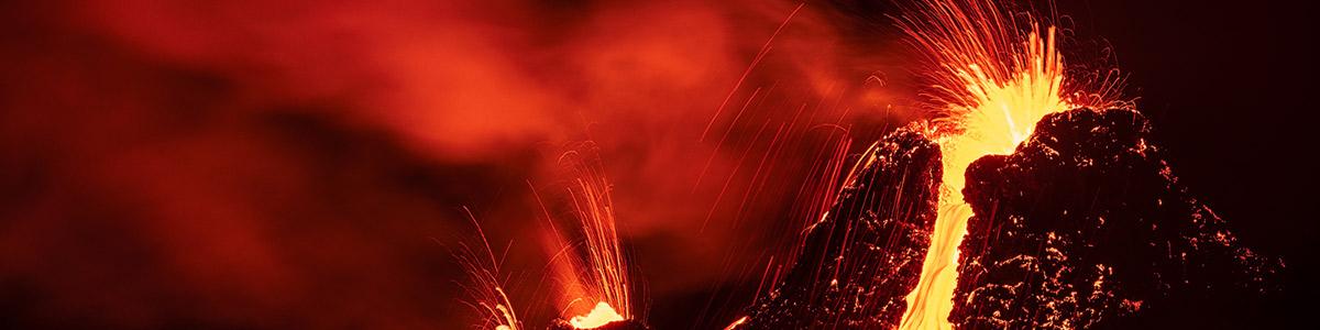 Éruption du volcan Fagradalsfjall (Islande): du magma chez les Vikings